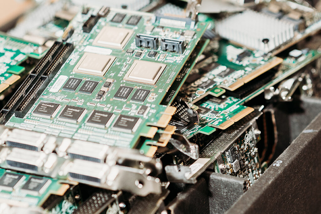 PCS Electronics Disposal