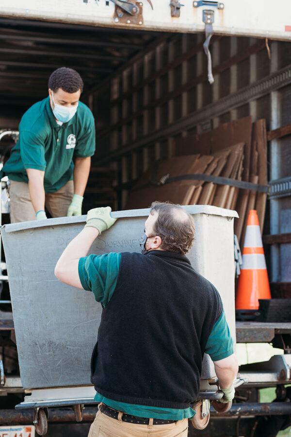 Mobile Hard Drive Shredding in Massachusetts